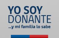 Yo soy Donante y mi familia lo sabe