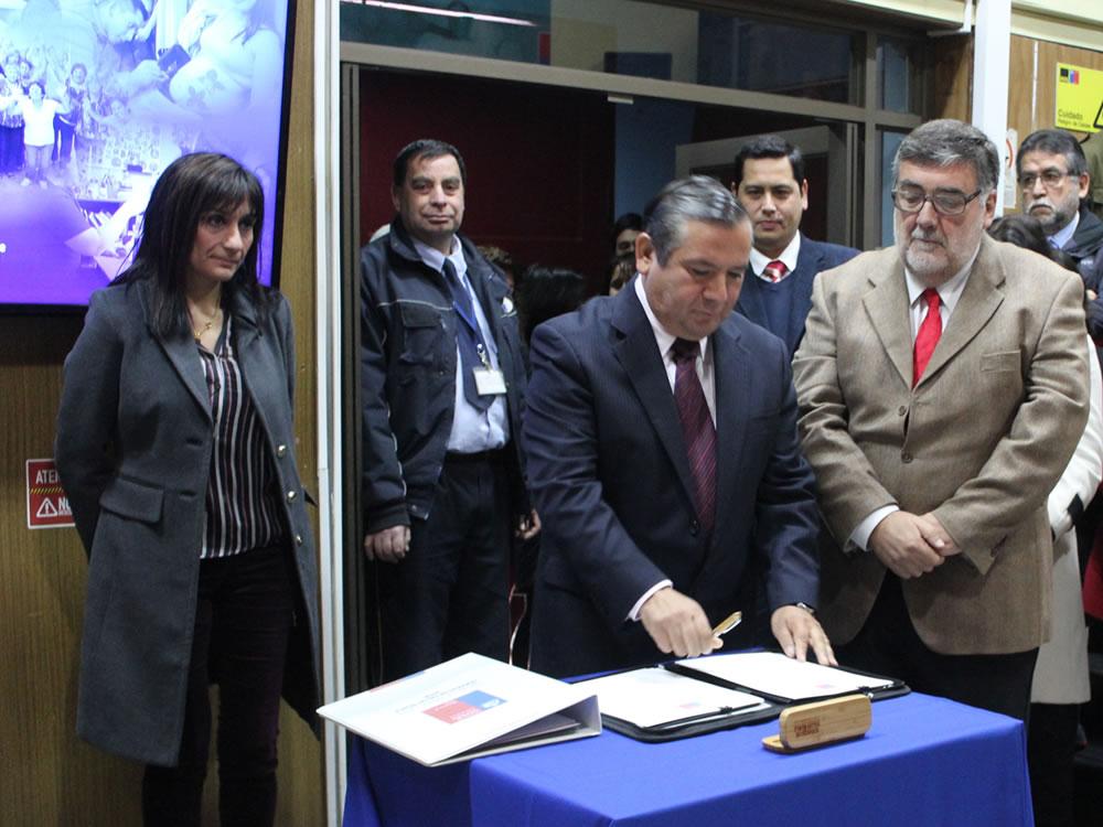 Ricardo Sánchez es el nuevo director del Servicio de Salud Ñuble