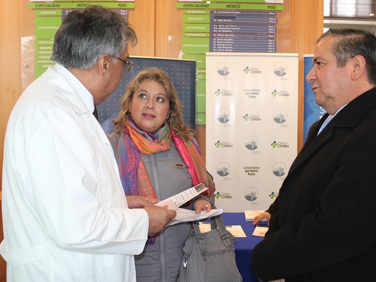 profesionales de salud de Ñuble llaman a prevenir la hepatitis
