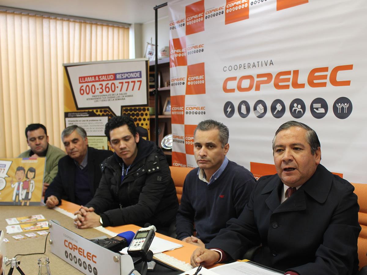 Alianza difusión Salud Responde Copelec SSÑ