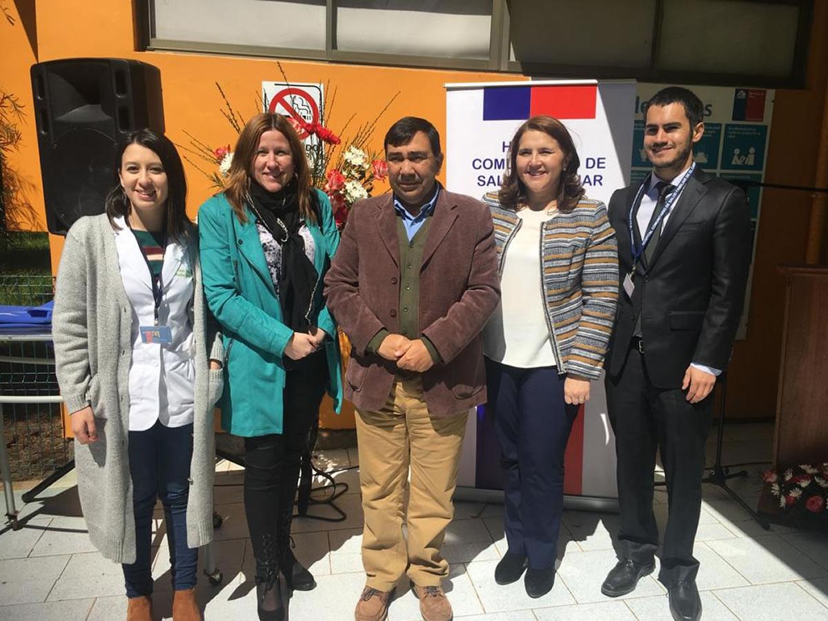 Celebración Día del hospital El Carmen