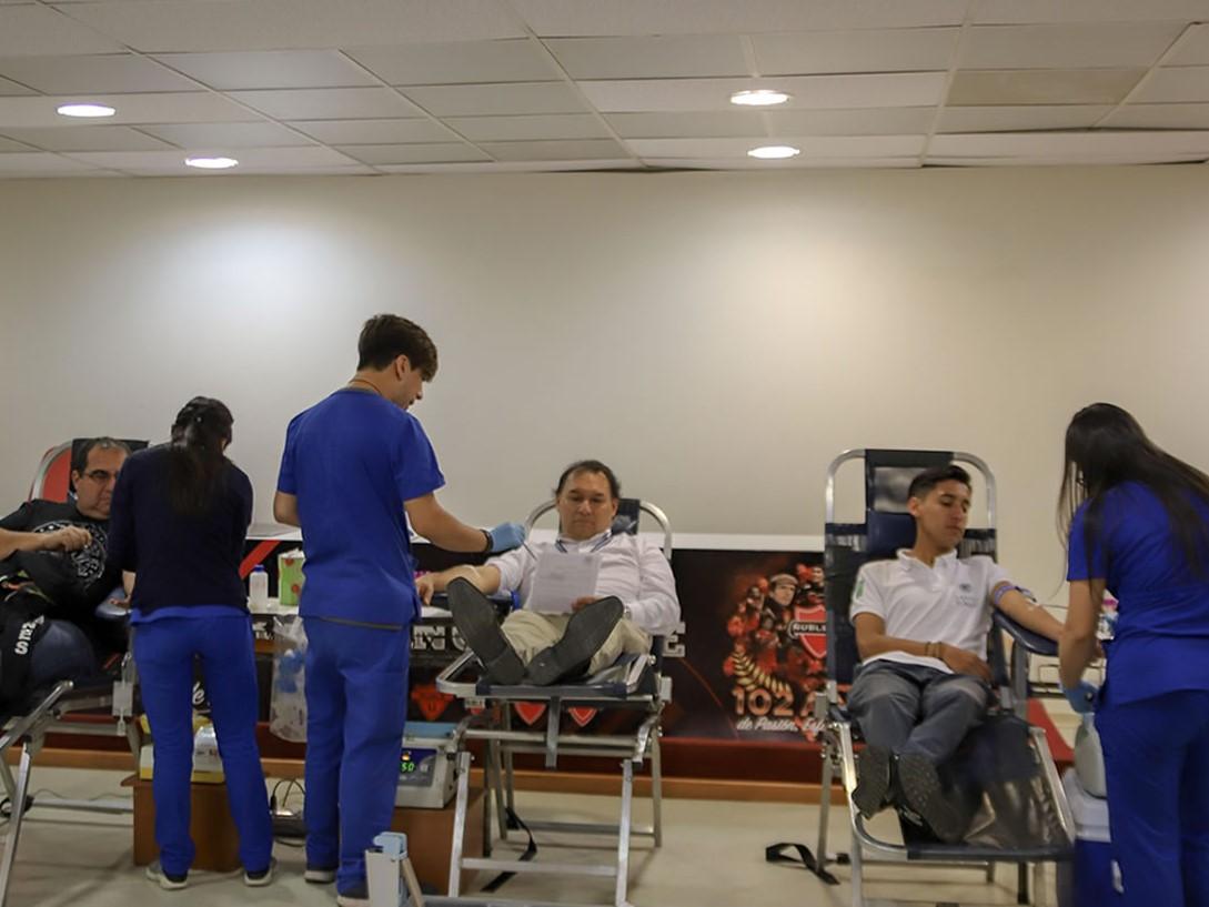 donación de sangre director servicio de salud ñuble
