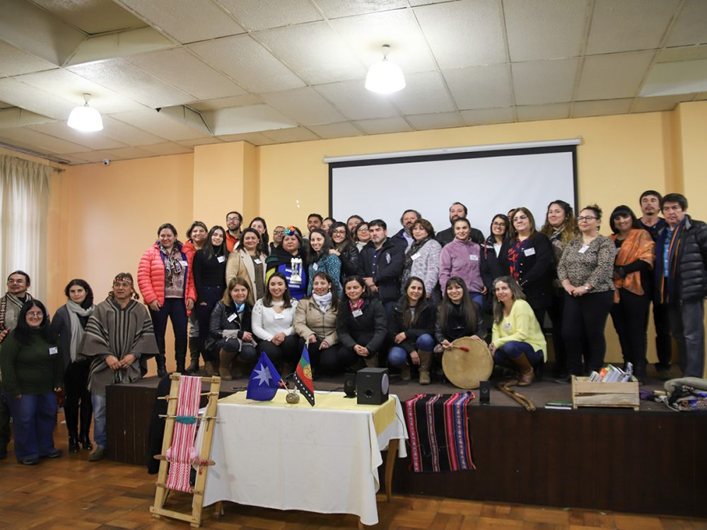 capacitación en salud intercultural
